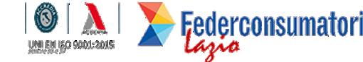 Federconsumatori Lazio - Aps